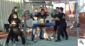 Николай Сергеев на Чемпионате Украины ВОП (UPO) 2011 Украина Харьков