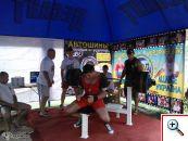 Николай Сергеев на Международном Кубке Таврики 2012 Украина Крым Гурзуф