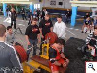 Симферополец Николай Сергеев стал чемпионом Украины по пауэрлифтингу и установил новый мировой рекорд