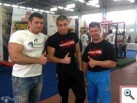 Симферопольские богатыри отправились в Киев за золотом Чемпионата мира и добыли его