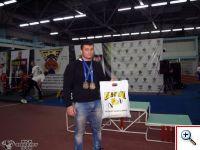 Крымчанин установил очередной мировой рекорд в жиме лежа среди юниоров и в открытой возрастной категории - 315 килограмм